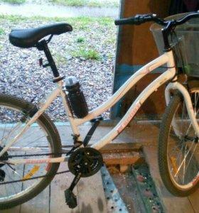 Велосипед женский 18 скоростей