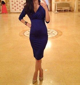 Платье вечернее лапша