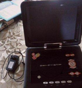 Портативный DVD проигрыватель DA-614 Sony
