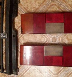Решетка радиатора и задние фонари от ваз 2108
