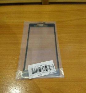 Тачскрин сенсорное стекло Sony Xperia Z l36h C6603