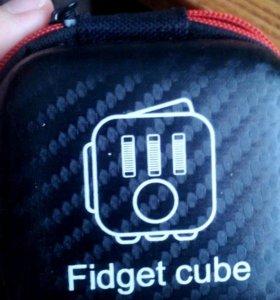 Настоящий fidget cube антистресс