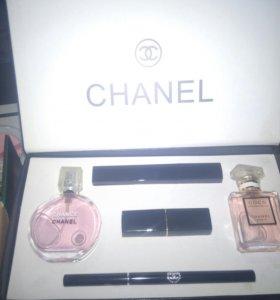Лимитированный набор от культового бренда Chanel