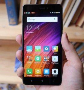 Продаю Xiaomi Redmi 4x Pro новый