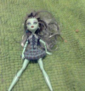 Кукла монстр хай оригинальная Френки купть