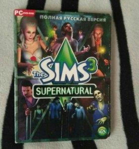 Дополнение The Sims 3 сверхестественное