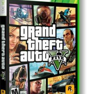GTA 5 на Xbox 360