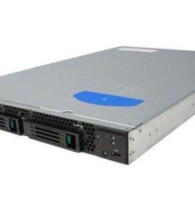 Сервер 1U Intel
