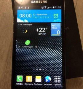 Samsung galaxy s 4 mini 4G Black edition