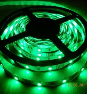 Светодиодная лента 5050 RGB 150