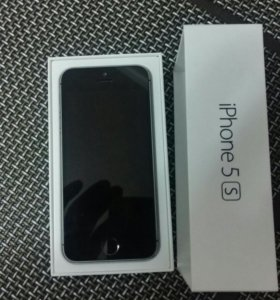IPhone5s 16Gb Space Gray
