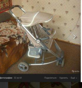 коляска прогулочная для девочки или мальчика