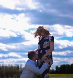 Love story (фотосессия влюблённых)