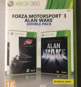 Forza Motorsport 3+Alan wake