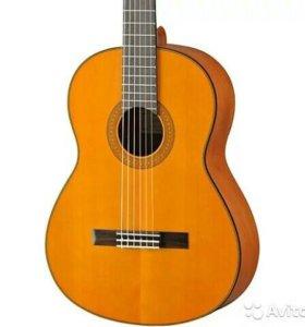 Гитара yamaha CG-122 MS