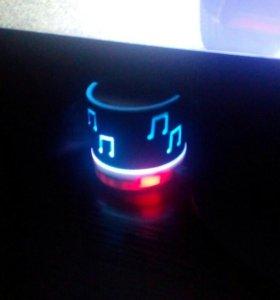 Bluetooth speaker (колонка)