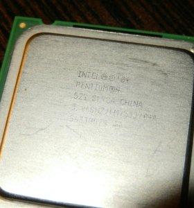 Процессор Intel Pentium® 4 524