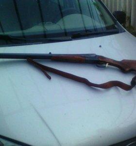 Охотничье ружьё иж43е