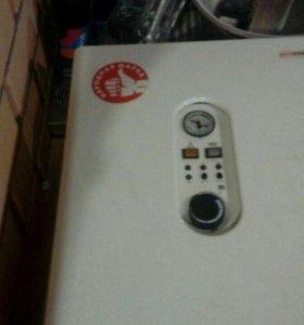 Отопление котел электро
