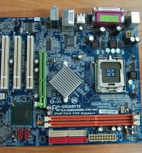 Gigabyte GA-8I865-GME-775 Socket 775