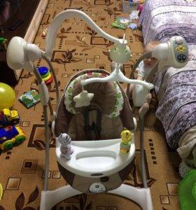 Качель дня новорождённых Graco Silhouette