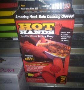 НОВЫЕ!Термостойкие перчатки hot hands