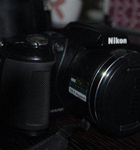 Nikon Coolpix L310 фотоаппарат