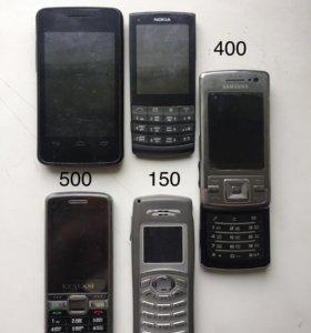 Телефоны цены на фото
