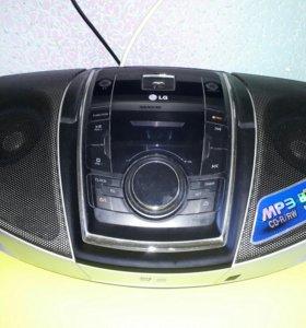 Магнитофон радио