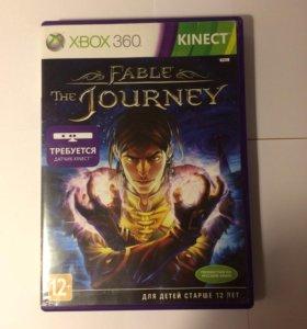 Лицензионная игра Fable The Journey
