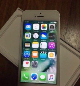 Iphone 5 32gb White(обмен)