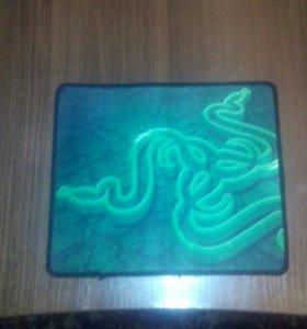 Игровой коврик Razer (скоростная версия)