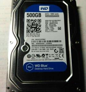 Жесткий диск 500Гб для компьютера