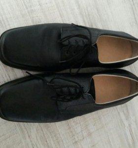 Туфли новые р-р 46-47