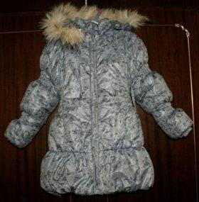 Детское зимнее пальто- пуховик
