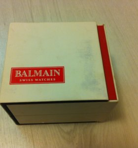 Коробка от часов Balmain