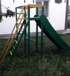 Уличный комплекс для детей