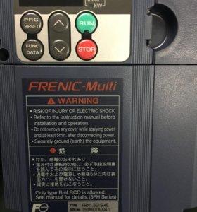Частотный преобразователь на 1,5 кВт 380в