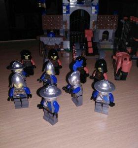 Лего- рыцари