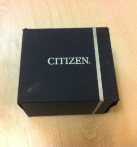 коробка для часов citizen , комплект