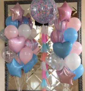 Сеты из воздушных шаров