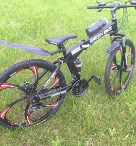 Велосипед взрослый новый