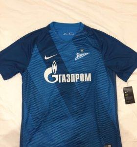 Зенит футболка игровая 2016-17 Nike