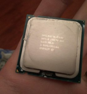 Процессор intel core 2 duo 7600