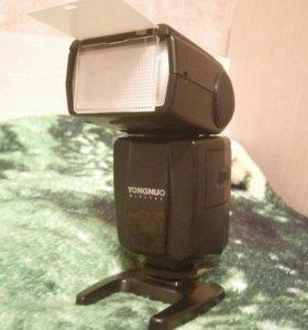 Фотовспышка для фотоаппарата Nikon yongnuo yn465