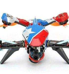 Гоночный дрон