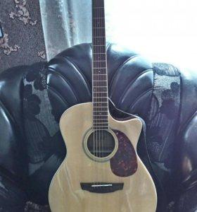 Электро-акустическая гитара flight