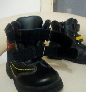 Ботинки новые на мальчика
