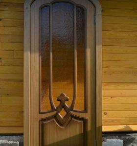 Дверь новая межкомнатная