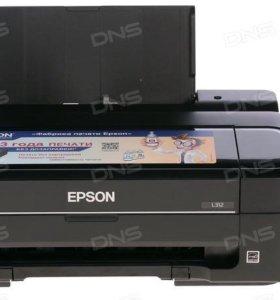 Принтер epson l312 на запчасти